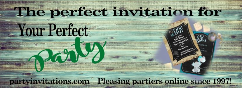 Boy Baby Shower Invitations New Selections Summer 2020