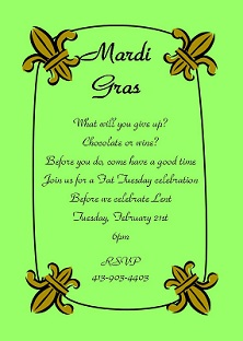 Mardi gras invitation template gallery template design ideas mardi gras party invitations 2018 masquerade mardi gras party invitations maxwellsz stopboris Image collections