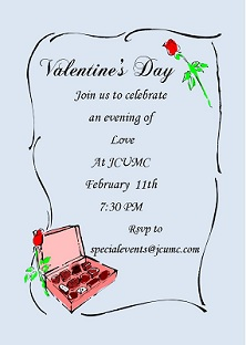 Valentine Party Invitations