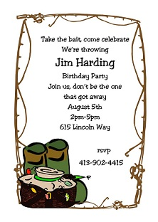 bachelor party invitations and party invitations just for men new