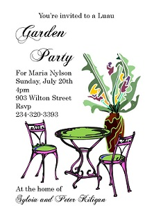 Garden party invitation templates tea party invitations new selections spring 2016 stopboris Images