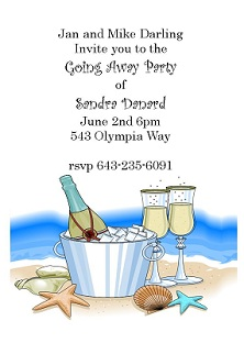 Beach Party Invitation Wording Ideas was adorable invitations design