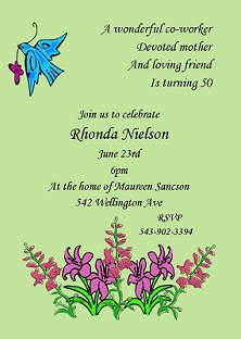 Rehearsal dinner invitations new selections spring 2018 rehearsal dinner party invitation stopboris Image collections