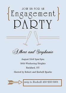 Engagement Party - Invitations and Announcements