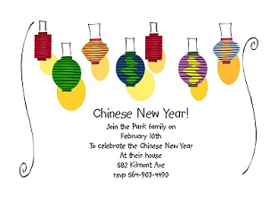 Chinese new year party invitations 2018 chinese new year party invitations stopboris Image collections