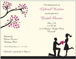 african american bridal shower invitations new selections spring, Bridal shower invitations