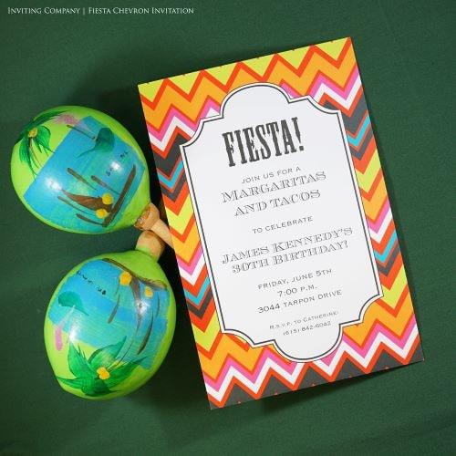 cinco de mayo party invitations