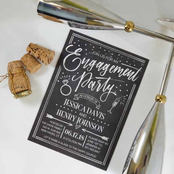 engagment party invitations