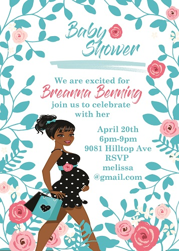 Boy baby shower invitations new selections fall 2018 showers of flowers baby shower invitations filmwisefo