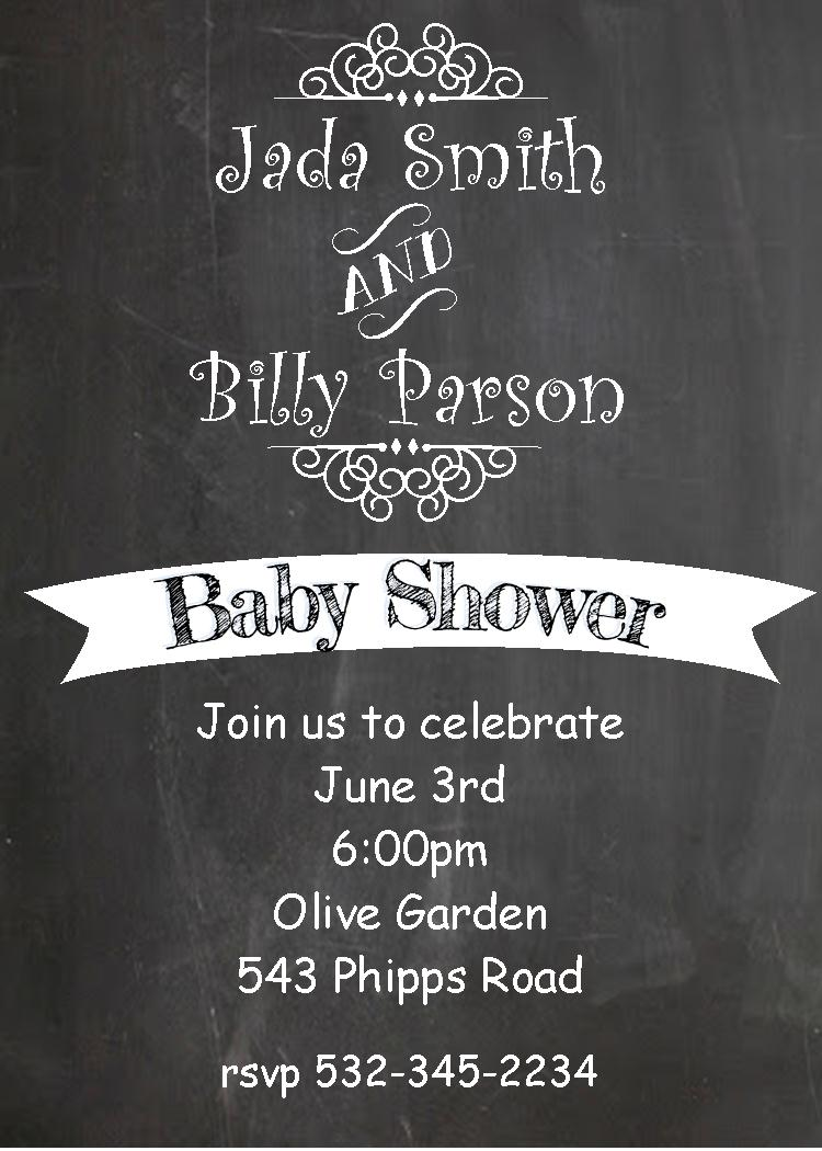 Boy Baby Shower Invitations NEW selections spring 2018