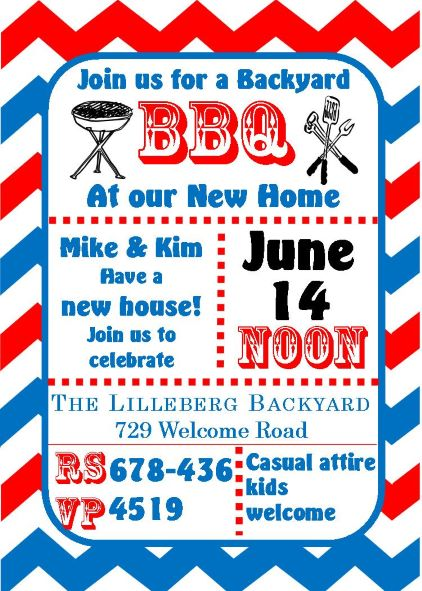 bbq party invitations u2013 gangcraft net