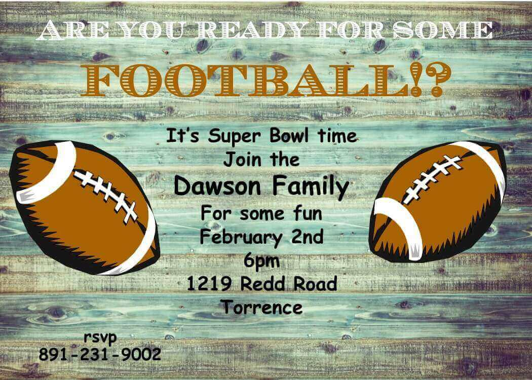 super bowl office party ideas. Super Bowl Invitations Football Times Office Party Ideas